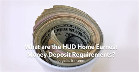 how much deposit when buying a house how much earnest money is required when buying a house 28 images is an earnest
