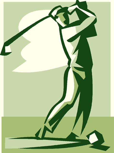 golf clipart pics for gt golf course green clip