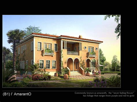 villa house plans italian villas house plans 171 floor plans
