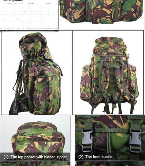 Jansport Standard Army plce 90 webbing army dpm camo tactical combat
