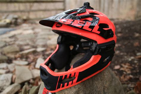 Helm Bell just in bell s shape shifting 2r helmet