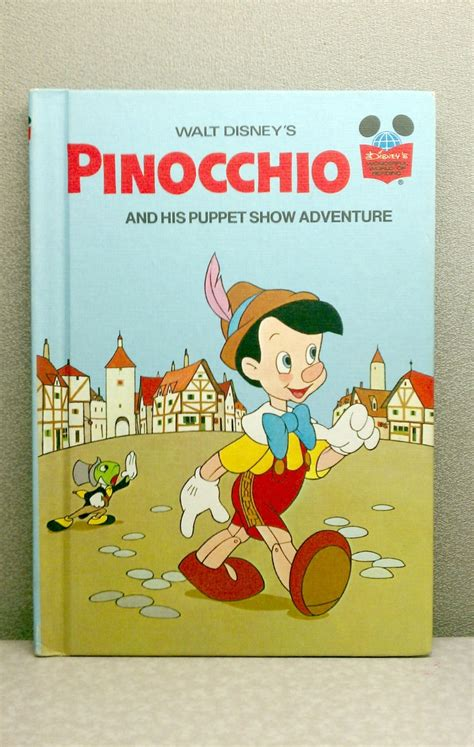 pinocchio picture book 17 best images about pinocchio on disney blue