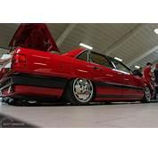 Audi 100 C3 Ein Rarer Roter  AUTOTUNINGDE