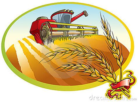 Free Clip Harvest Pictures by Wheat Harvest Clipart