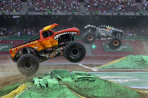 what monster trucks will be at monster jam aug 4 aug 6 music food and monster trucks to add a