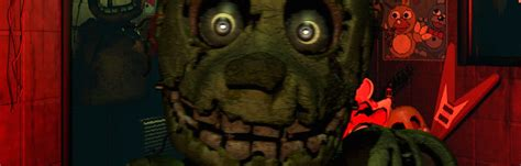 imagenes en movimiento de five nights at freddy s an 225 lisis de five nights at freddy s 3 para pc 3djuegos