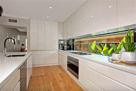 marvelous White Bathroom Ideas Photo Gallery #4: Artistic-Kitchens-Ultra-White-2-VK8FQ.jpg