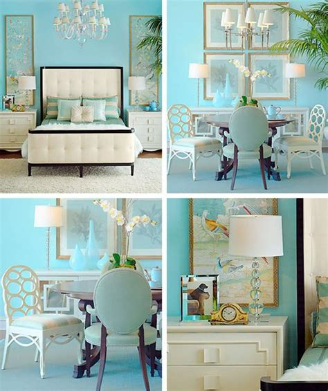 20 home decor ideas and turquoise color combinations