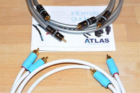 Jual Atlas Element Integra atlas element superior integra interconnect review hifi and source
