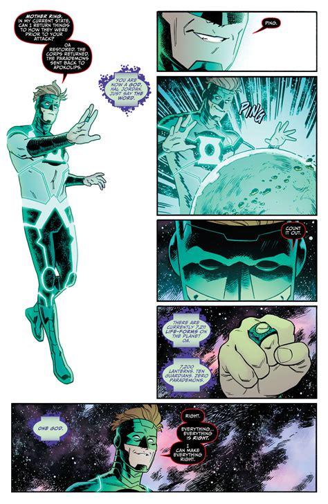 green lantern god of light god of light hal jordan vs death seed sentry battles
