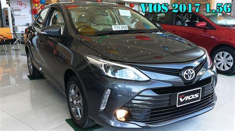 New Vios G Cvt toyota vios 2017 ร น 1 5 g cvt