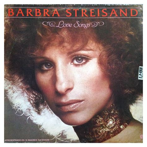 barbra streisand love barbra streisand love songs vinil records