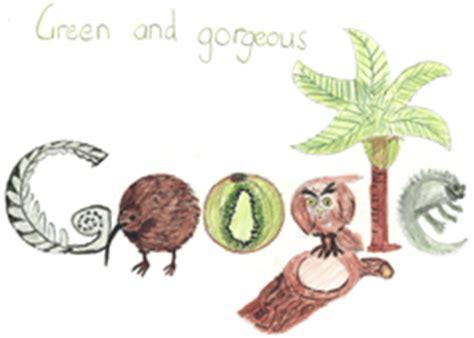 doodle 4 new zealand ประจำเด อน ก มภาพ นธ 2010 สาระ ความร ข าวสาร
