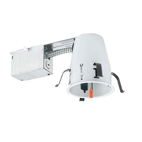 4 quot led recessed lighting air tight ic remodel housing
