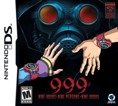 Nine Hours Nine Persons Nine Doors by Review 999 Nine Hours Nine Persons Nine Doors