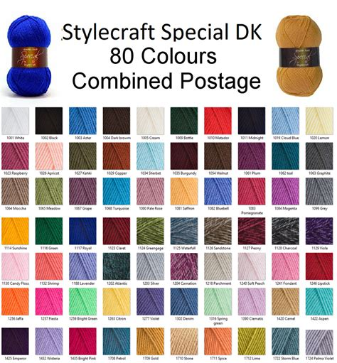 the of discovery stylecraft l stylecraft special dk wool knitting crochet yarn