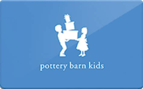 Where Are Pottery Barn Gift Cards Sold - buy pottery barn kids gift cards raise