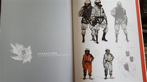the art of metal images of the art of metal gear solid v show unused chico concepts metal gear informer