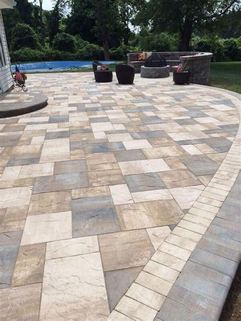 backyard patio stones 13 best paver patio designs ideas diy design decor