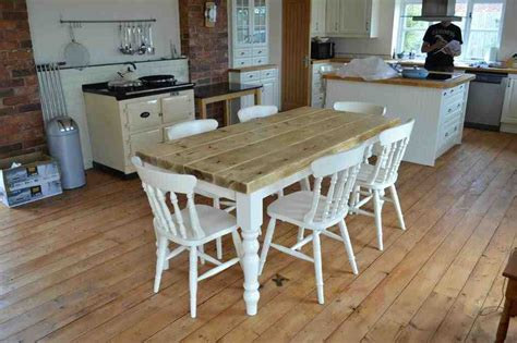 Farm Style Kitchen Table Farmhouse Kitchen Table And Chairs Decor Ideasdecor Ideas