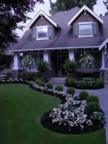 front yard landscape design for the home pinterest