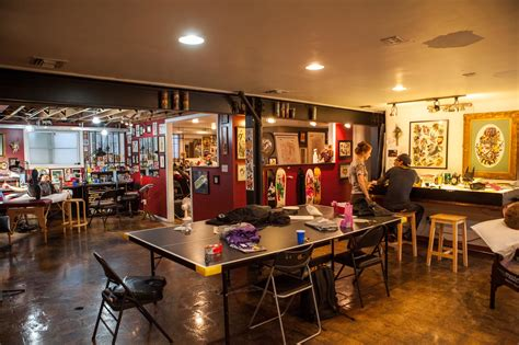 best tattoo shops in la 28 los angeles shops 100 best shops