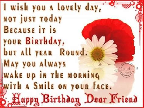 Happy Birthday Dear Friend Quotes Happy Birthday Dear Friend Quotes Happy Birthday Dear