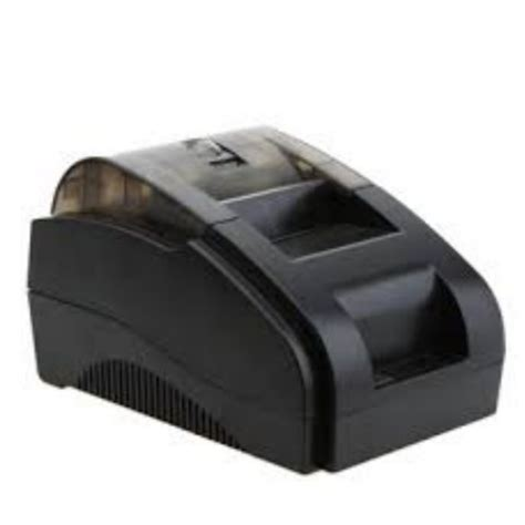 Taffware Pos Thermal Printer 57 5mm Zj 5890k Murah dmax 5890k portable 90mm usb pos receipt thermal printer price bangladesh bdstall