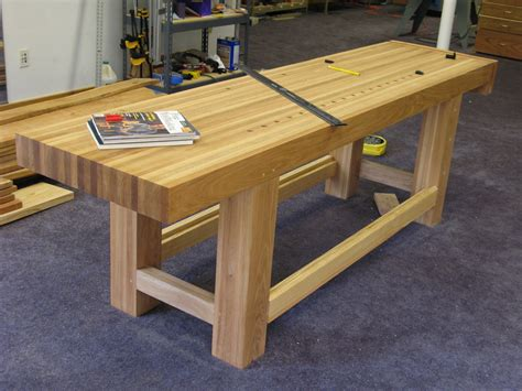 garage work table diy 2 215 4 bench plans 187 woodworktips