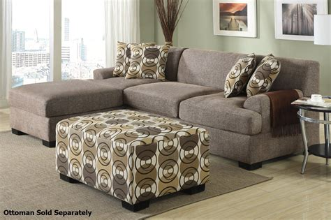 Montreal Sectional Sofa Montreal Ii Beige Fabric Sectional Sofa A Sofa Furniture Outlet Los Angeles Ca