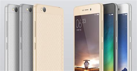 Xiaomi Redmi Note 3 Pro Volcom Sky Cover Hardcase Xiaomi Redmi 3 With 4100mah Battery 5 Inch Display