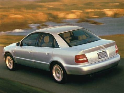 2000 audi a4 sedan 2000 audi a4 1 8t 4dr front wheel drive sedan pictures