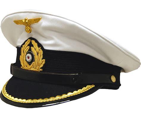 u boat meaning german wwii kriegsmarine u boat captain visor cap