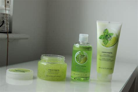 Shower Gel Shop Dengan Scrub By Yesnow the shop mojito range review remie s luxury