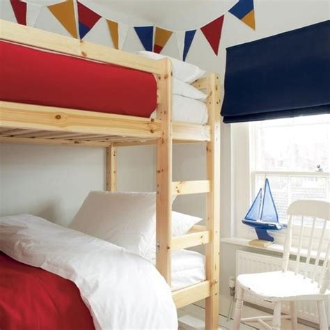 red bunk beds 33 best images about bedroom ideas on pinterest pirate treasure oak beds and bedroom furniture