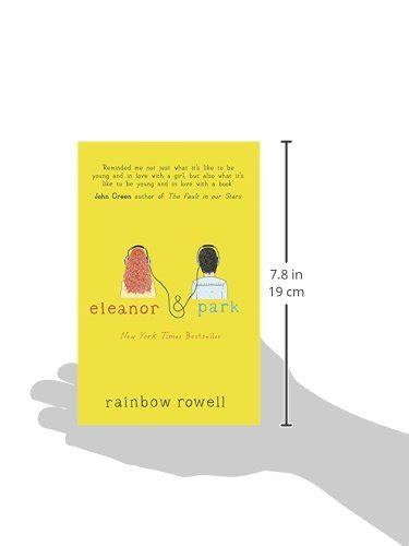 eleanor park 1409157253 libro eleanor park di rainbow rowell