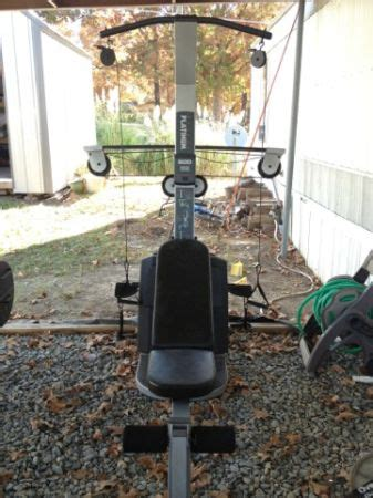weider 350 home espotted