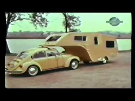 volkswagen cer trailer vw bug fifth wheel trailer found forgotten volkswagen