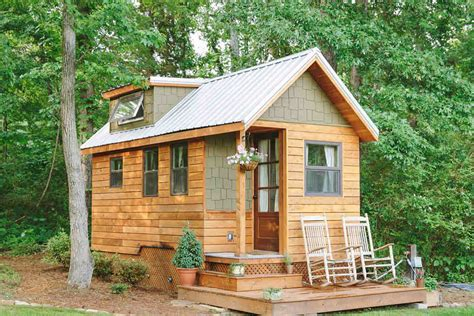 Small Homes Living Wind River Bungalow Of Chattanooga Tiny House Lifestyle