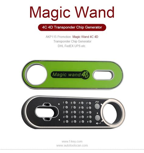 Magic Programmer by Akp115 Car Key Programmer Magic Wand 4c 4d Transponder Chip Generator For Ford Mazda Immobilizer
