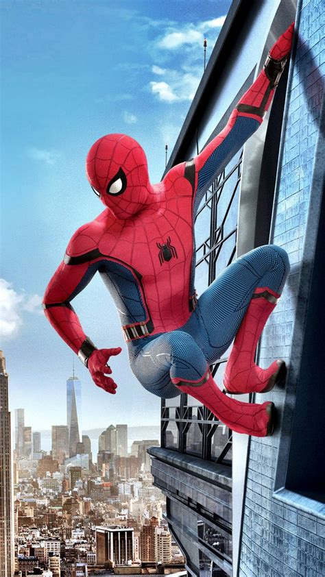 android wallpapers hd 720 x 1280 spider man homecoming 2017 movie 4k wallpapers hd