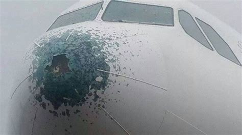 boat windshields sydney airbus a330 after hail strike wordlesstech