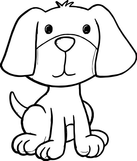 black and white coloring pages of dogs black and white dog can color pictures to pin on pinterest