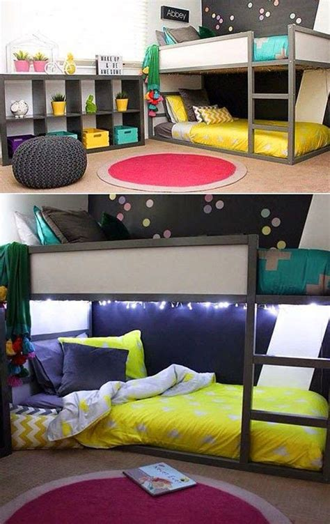 Bunk Bed Light Ikea 35 Great Ikea Kura Beds For Ones Decorazilla Design