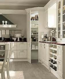 Corner Kitchen Pantry Ideas by How Much Would Corner Pantry Be