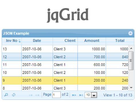 grid layout library javascript 13 best javascript data grid libraries dev code geek