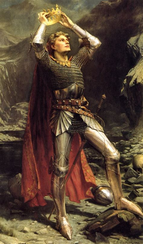 king arthur and the chausson le roi arthus