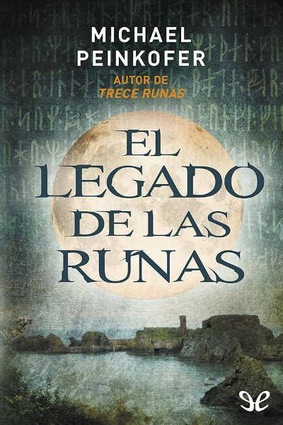libro planetas invisibles runas spanish libro el legado de las runas de michael peinkofer