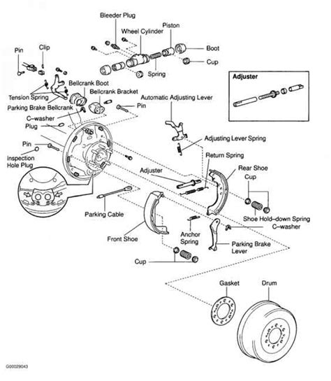 toyota 4runner front end diagram toyota free engine