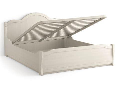 letti matrimoniali con contenitore in legno letto contenitore matrimoniale in legno tabi 192 letto